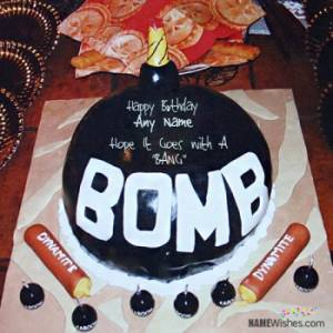 Best Funny Birthday Cake With Name