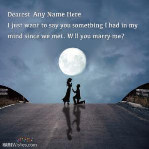 Best Happy Propose Day Wishes With Couple Names