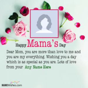 Best Mothers Day Wishes With Name