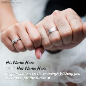 Best Wedding Congratulations Wishes For Couples