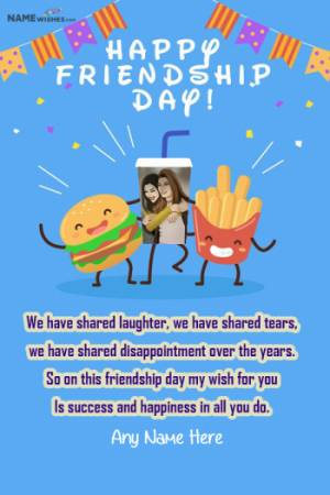 Friendship Day Quotes - Best Friendship Photos With Names