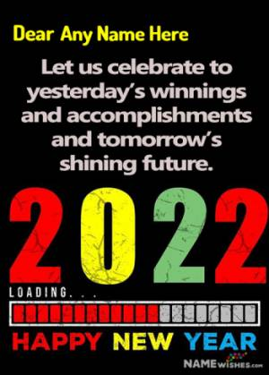 Happy New Year Wishes 2021 for Friends and Relatives