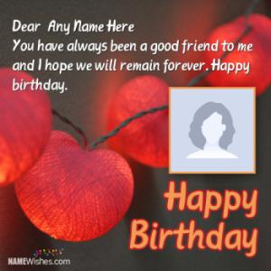 New Best Birthday Wishes With Name