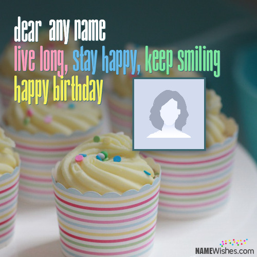 Awesome Birthday Wish With Name