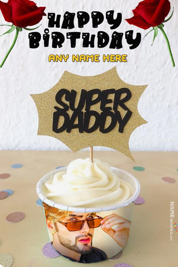 Happy Birthday Super Daddy Super Hero Birthday Wish
