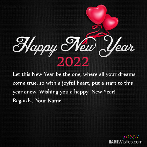 Happy Islamic New Year Wishes With Name Editing