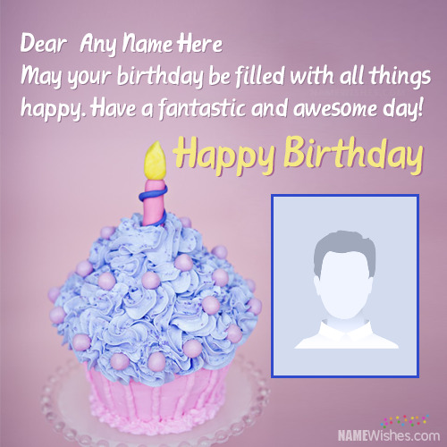 New Cute Happy Birthday Wishes With Name