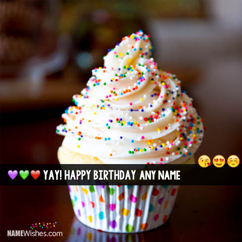 Snapchat Like Birthday Wish With Name